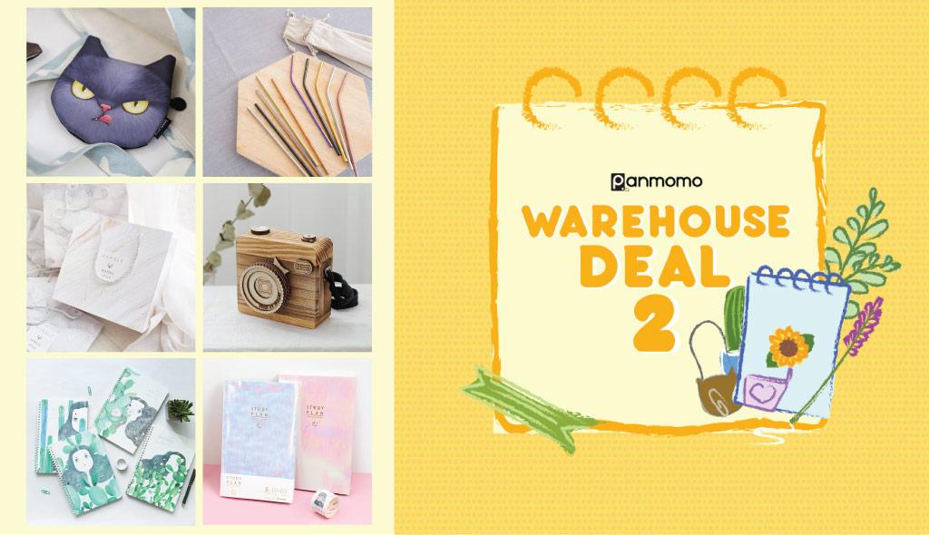 panmomo Warehouse Deal 2