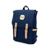 Lifestyle Simple Canvas Backpack
