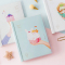 Animal Ice Cream File Binder 26 Ring