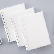 Snowy Slim Design File Binder