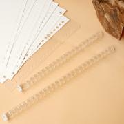 Easy Clip DIY Binder Binding Strip