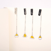 Chubby Chick Hanging Bookmark