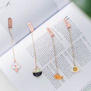 Enjoy Everyday Food Hanging Bookmark