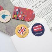 London Magnet Bookmark