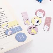 Lovely Animal Magnet Bookmark