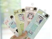 Owl Magnet Bookmark