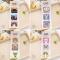 Cat Square Magnet Bookmark