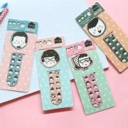 Sunshine Family Magnet Bookmark