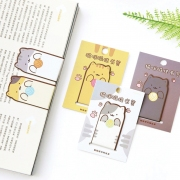 Cats and Dogs Magnetic Bookmark