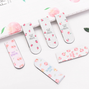Shy Fruits Magnetic Bookmark