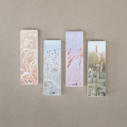 Goodlife Nature Paper Bookmark Set