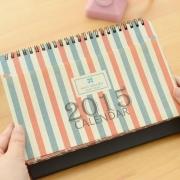Calendar 2015 Patterns