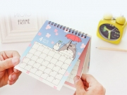 Totoro 2016 Calendar