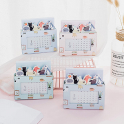 Pop Up Kitty 2019 Mini Calendar and Memo Set