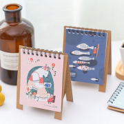 Mini Size 2019 Desk Calendar