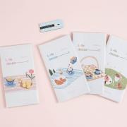 Life Dessert Cash Book
