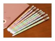 Classic Flower Gel Pen Set