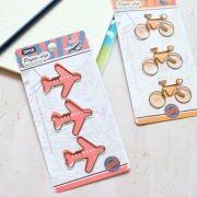 Travelling Paper Clip Set