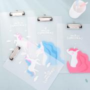 Dream Unicorn Document Clipboard A4