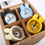 Fun Cartoon Animal Mini Alarm Clock