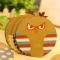 Owl Coaster Large