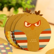 Owl Coaster Small