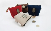 Paris Retro Coin Purse