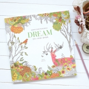 Dream Forest Coloring Book