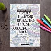 Fun and Joy Coloring Book
