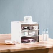 Minimalist 4 Drawer Desktop Cabinet