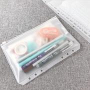 Zipper Pocket Binder Divider