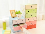DIY Cardboard Cabinet