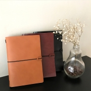 DIY Travelers Notebook Leather Cover Classic Small