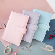 Macaron Exclusive 6 Ring File Binder