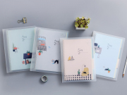 What a Lovely Cat File Binder