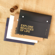 Explore Beauties of Life Expanding File Folder A4