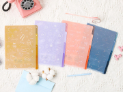 Dream Road 3 Pockets File Folder