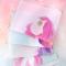 Fantasia Lovely Kitty Zipper File Folder