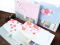 Cherry Blossom Plastic Folder Briefcase A4