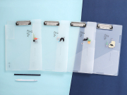 What a Lovely Cat Document Clipboard Folder A4