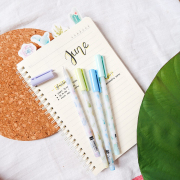 Plant Lifestyle Gel Ink Pen