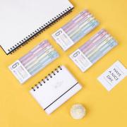 Shands Macarons Series Gel Ink Pen Set 6pc