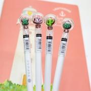 Potted Plant Gel Ink Pen