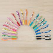 Zebra Sarasa Push Clip Gel Ink Pen