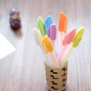 Flour Gel Ink Pen Set