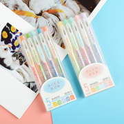 Shands Rainbow Color Gel Ink Pen