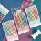 Morandi Real Colors Gel Pen Set 9pc