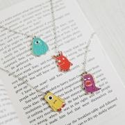 Cute Star Alien Hanging Bookmark