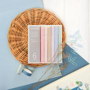 Color Studio Vibrant Highlighter Pen Set 6pc