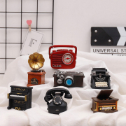 Mini Retro Instruments Home Deco